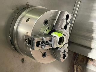 Токарный станок TOS SBL 500 CNC-7