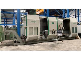 Фрезерный станок Unisign Unipro 5 - P, Г.  2002-2