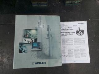 Токарный станок Weiler C 50-7