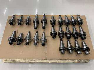 Werkzeugaufnahmen BT 50 Аксессуары использовали-3