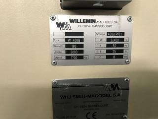 Фрезерный станок Willemin-Macodel W 408 B-13