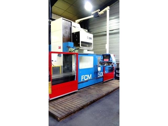 больше рисунков CME FCM - 5000 x 950 Фрезерные машины