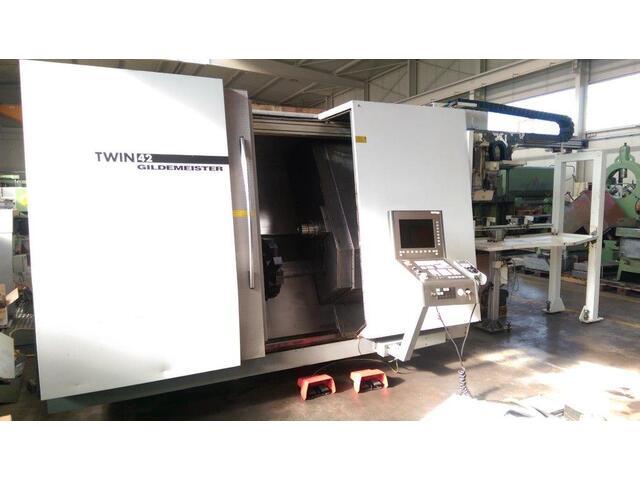 больше рисунков Токарный станок DMG Twin 42