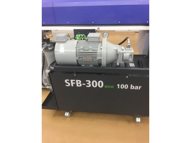 больше рисунков Büchler SFB 300 eco 100 bar Аксессуары использовали