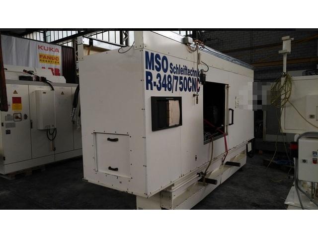 больше рисунков Шлифовальный станок MSO S 348 / 750 CNC