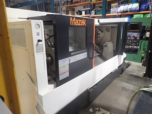больше рисунков Токарный станок Mazak QT Smart 350