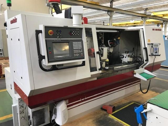 больше рисунков Шлифовальный станок Studer S 40 CNC