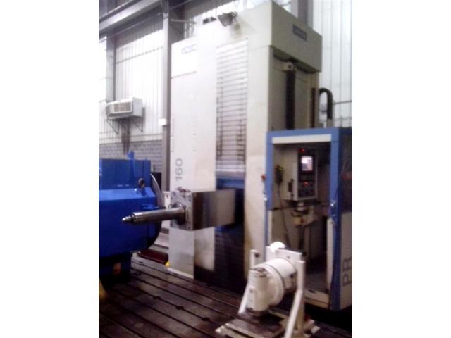 больше рисунков Union PCR 160 CNC Pасточный станок