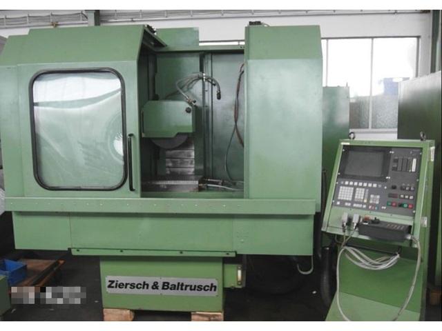 больше рисунков Шлифовальный станок Ziersch & Baltrusch Starline 600 CNC
