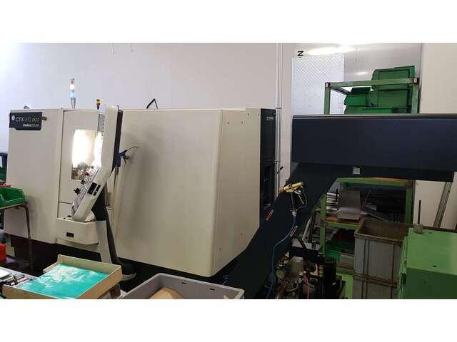 больше рисунков Токарный станок DMG CTX 310 V3 Ecoline