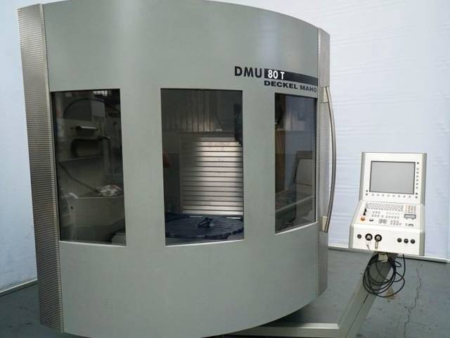 больше рисунков Фрезерный станок DMG DMU 80 T