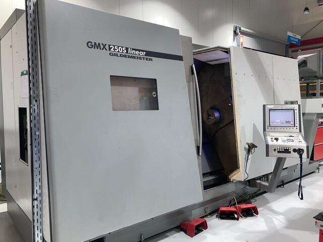 больше рисунков Токарный станок DMG GMX 250 S linear