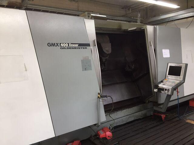 больше рисунков Токарный станок DMG GMX 400 Linear