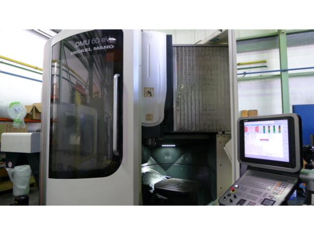 больше рисунков Фрезерный станок DMG Mori 60 Evo, Г.  2012