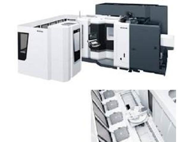больше рисунков Фрезерный станок DMG Mori NHX 5000 - 6CPP
