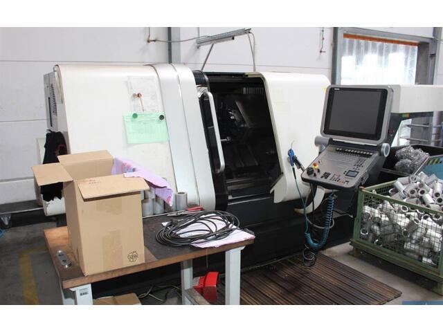 больше рисунков Токарный станок DMG NEF 400 V3