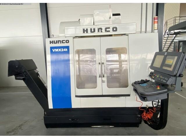 больше рисунков Фрезерный станок Hurco VMX 24 T