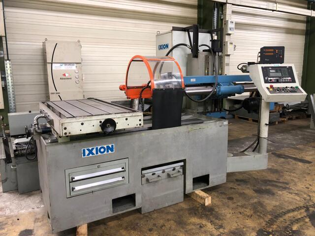 больше рисунков Ixion TL 1000 CNC.1 Глубокого сверления отверстий