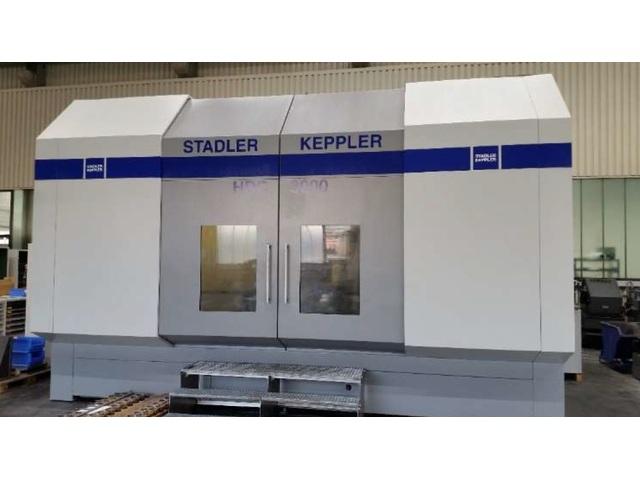 больше рисунков Фрезерный станок Keppler HDC 3000, Г.  2010