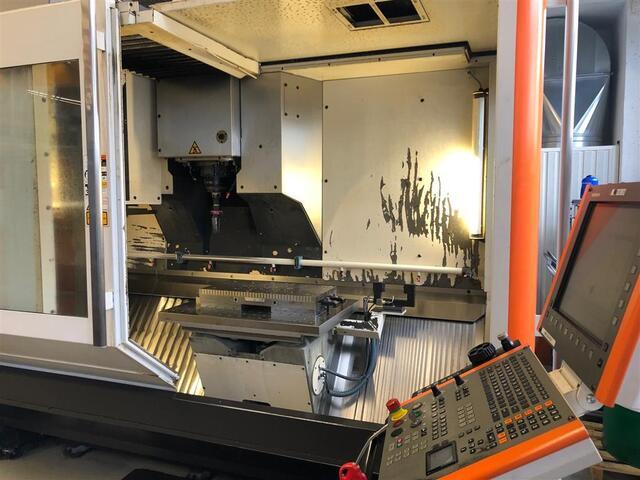 больше рисунков Фрезерный станок Mikron HPM 1200 HD
