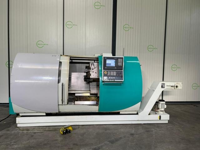 больше рисунков Токарный станок TOS SBL 500 CNC